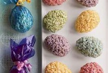Easter Sweets / by McKenzie Senge