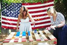 America The Beautiful / #Independence Day #Patriotic #America / by Heather Spohr