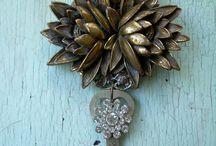 Gotta make it!! Jewelry! / by Debbie McFarland