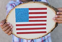 Fourth of July Ideas / Freshen up your Fourth of July festivities with these craft, snack, and decor ideas! #family #FourthofJuly #party / by Childtime