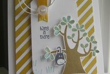 Stampin Up 2014-2015 / by Chelsea Suski