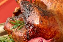 """Turkey, turkey, turkey! / Board Description: Does any food say """"November"""" quite like turkey? Check out these great recipes for spicing up your Thanksgiving leftovers (and some exclusive sides and sauces you won't want to miss). / by Right@Home"""