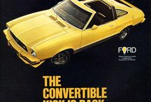 1977 Ford Mustangs / 1977 Ford Mustangs / by StangBangers