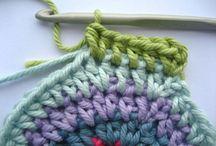 "crochet / by ""Granny"" Engle"