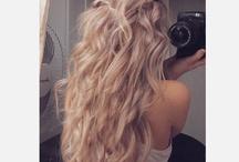 hair//makeup / by Danielle Touchard