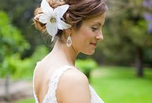 Wedding Hair Styles  / by Jacqueline Conroy Warthen