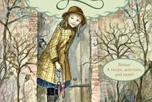Tanya Tudor Illustrator / by Elaine Bisbee