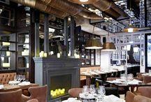 { design: restaurant } / by Michelle Curry