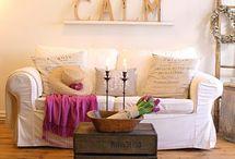 Family room / by Danielle Phillips-Long