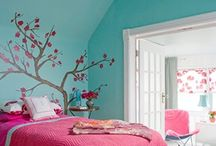 Girl Bedroom / by Holly Hidy-Pennell