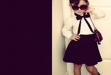 Baby Girl Fashion / by Taly Melo