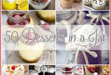 Desserts in Jars / by Andrea Cammarata
