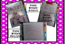 school reading / by Katie Turkeybun