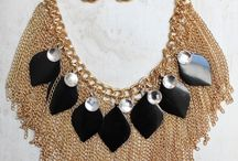 Statement Necklaces / Some of our favorite statement necklaces and baubles. / by Mimi Boutique