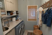 Laundry rooms / by Vanessa Giannamore