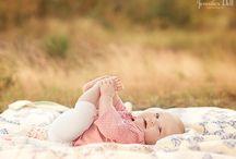 Henley 6 Month Pictures / by Savannah Bridges