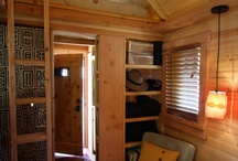 Tiny homes / by Amy Howell