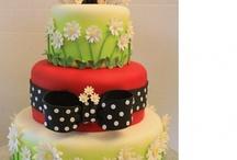 bday cake ideas / by Cynthia Morris