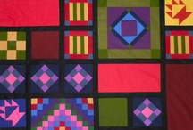 quilting & setting & backing ideas / by Colleen Yarnell
