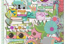 Bouquets / Collaborations between Scrapflower Designers / by {scrap flower}