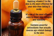 DIY & Organic Skin Care / DIY natural and organic skin care / by Cathyloren