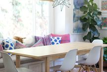 dining rooms /   / by Rachael Olson