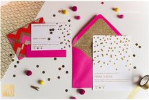 Wedding Paper Goods / by Melissa Biador Photography