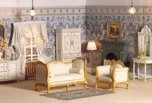 Dolls' House Living rooms / by Dolls House Emporium
