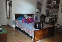 Room Makeover - Delhi / New made-over bedroom at home (Delhi)  / by Look who's Wearing