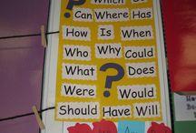 language arts classroom / by Brandy Place