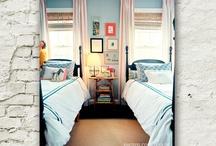 Evan and baby boys room / by Julie Burton