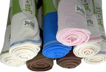 Organic Baby Blankets - Personalized Embroidery / If you're committed to environmental and social responsibility, but still want high-quality blankets with incredible softness, our organic baby blankets are the perfect match. / by Personalized Baby Gifts, Baby Blankets & Nursery Bedding