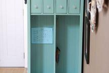 DIY furnishings / by Arielle Van Vleet