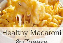 Yummy healthy food / by Aimee Hafer