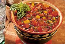 Favorite Foods - Soups, Stews, Chilis & Chowders!! / by Nancy Elsworth
