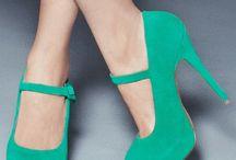 Shoes / by Phoebe Ann Geliberte