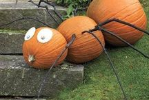 Halloween Crafts Decorations Costumes / Halloween Creations to Make. Some are fun, some are scary.  / by Wanda Fitzgerald