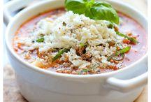 Soup recipes / by Jeff Maloy