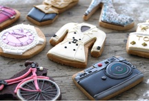 Biscuits for Business: Biscuit Marketing! / Some examples of the biscuits we get to make for our favourite brands.  / by The Biscuiteers