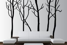 Wall Decal Ideas / by Robin George-Coon