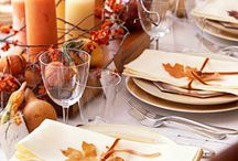 Thanksgiving Dinner & Decor / by Celebrations.com