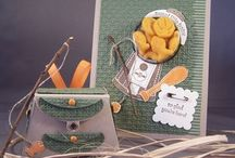 {Cards and scrap booking} / by Julie Mervich Feicht