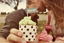 pretty proposals / by Creations by Leslie