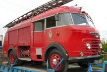 Fire Engines / by Stephen Collingwood