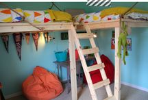Kids Room / by Mandi Nappier