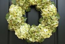 WREATH'S / by Barbara Reeves