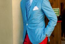 Men's fashion  / by Tebogo Nthite