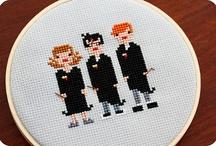 Harry Potter / by Carol Higgins Dyer