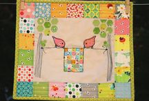 baby quilts / by Ruth Benner