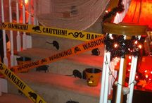 Annual Halloween Party / by Johnna Messer